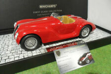 Voitures miniatures MINICHAMPS Alfa Romeo