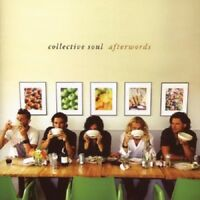 COLLECTIVE SOUL - AFTERWORDS  CD NEUF