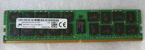 Micron 16GB RAM PC4-2133P-R MTA36ASF2G72PZ-2G1A2IG - Server RAM DDR4
