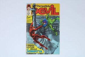 L'INCREDIBILE DEVIL EDITORIALE CORNO N° 42 ANNO 1971 [EH-042]