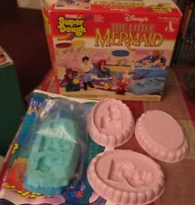 TYCO Super Dough Disney's Little Mermaid set in box