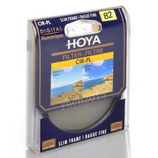 Hoya 82mm Circular Polarizing CIR-PL CPL FILTER fit for Canon Nikon Sony Lenses