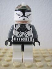 LEGO Star Wars @@ Minifig @@ sw221 @@ Clone Gunner - 8014 8039