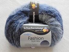 SOFT MIX     - Schachenmayr  -  Fashion  -  25g  -  Garn  -  Wolle