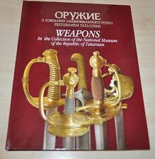 Weapons Cold Collection Museum Tatarstan ENG Russian War Army Military Book