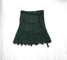 jupe Soie COMPTOIR DES COTONNIERS t 38 Silk skirt