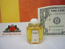 RARE VINTAGE JEAN-LOUIS SCHERRER PURE PARFUM .17 OZ / 5 ML MINIATURE NO BOX