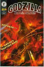 Godzilla: King Of Monsters # 0 (USA, 1995)