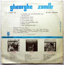 GHEORGHE ZAMFIR Si Virtuosii Sai ELECTRORECORD LP