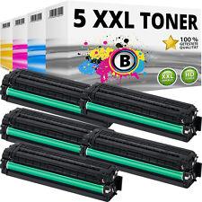 5x TONER für Samsung ProXpress C2600 C2620DW C2670FW SL-C2620DW SL-C2670FW Set