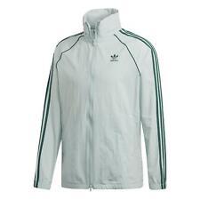 Adidas Originals HOMBRE Blc Superstar Cortavientos Sst Verde 3-STRIPE Chándal