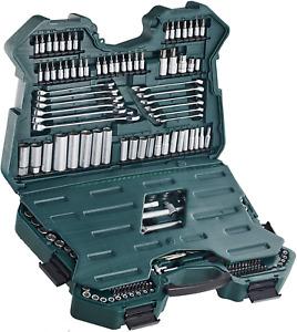 Brüder Mannesmann M98430 Steckschlüsselsatz 0,6 cm 0,25 Zoll + 0,95 cm 3/8 Zoll