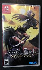 Samurai Shodown (Nintendo Switch) NEW