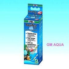 Jbl easytest 6in1 * Th, Ch, pH, No2, No3, Cl2 prueba acuático Prueba De Agua