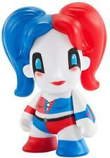 "DC Universe X Kidrobot Series - Wonder Woman - 3"" / 8cm Figurine / Figure"