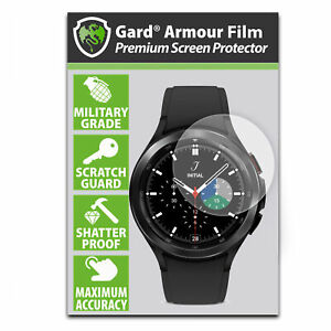 Gard Screen Protector for SAMSUNG Galaxy Watch4 40mm (pack of 3)
