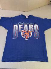 Chicago Bears Large Team Tshirt Shirt