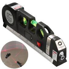 Multipurpose Laser Level laser  Measure Tape Ruler Adjusted Standard and Metric