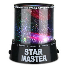 Projector Sky Star Incredible LED Star Beauty Night Light Sky color projec$U4G0