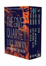 The Giver Quartet boxed set Free Shipping