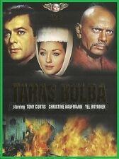 Taras Bulba (1962) - Tony Curtis, Yul Brynner, Christine Kaufmann - NEW DVD