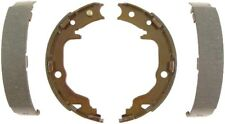 Parking Brake Shoe-ES Rear Bendix 886