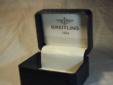 Rare et AUTHENTIQUE écrin montre bracelet BREITLING 1884 des années 70