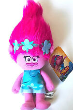 "DreamWorks Trolls Poppy Plush 14"" inches BRAND NEW with Tags.Licensed.US"