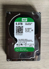 Disque dur 6TB Western Digital WD Green WD60EZRX-00MVLB1 6To SATA Interne 3.5""