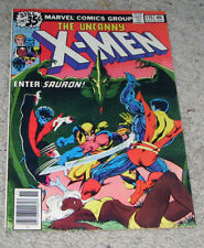 X-men 115 VF+   Colossus Wolverine Nightcrawler Storm LOT MCU