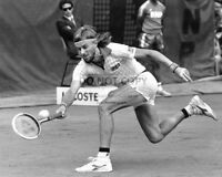 BJORN BORG TENNIS LEGEND - 8X10 SPORTS PHOTO (RT308)