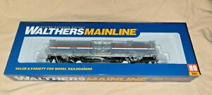 Walthers HO Scale 60' Thrall Amtrak Material Handling Car NIB Phase 3 #1550