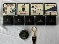 More details for ltd edition guinness enamel badges by millennium collectables - bnib / new +++