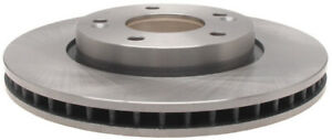 ACDelco 18A2747A Front Brake Rotor For 10-14 Kia Forte Forte Koup Forte5 Soul
