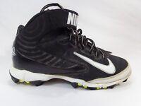 Nike Huarache Keystone 3/4 (GS) Baseball Cleats 634628-010 EU 36 US 4Y