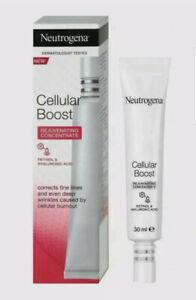 Neutrogena Cellular Boost Rejuvenating Concentrate 30ml (Unboxed)