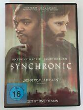 **VÖ 2021** DVD Synchronic - Zeit ist eine Illusion (FSK16) Science Fiction