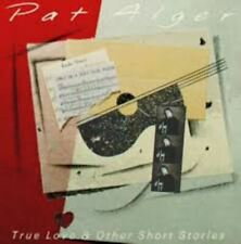 PAT ALGER true love & other short stories (CD, album, 1991) very good condition