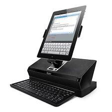 iLuv Black WorkStation Computing Station iMM737 iPod 30-Pin NON CHARGING