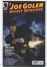 Joe Golem Occult Detective #3 of 5 NM The Outer Dark  Dark Horse Comics  MD15