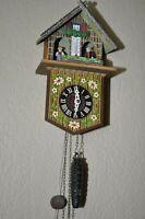 Vintage Toggili,  Mini Cu ko Clock, Made In Western Germany