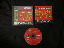 PS1 : MIDWAY ARCADE PARTY PAK - Completo ! 6 classici arcade ! Comp. PS2 e PS3