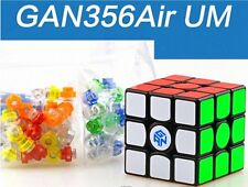 CuberSpeed Gans 356 Air (Magnetic ) 3x3 Black Magic cube GAN 356 Air UM 3x3x3