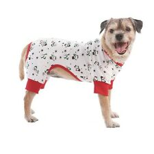 Holiday Snowmen Pajama for Dogs XS -  M Comfortable PJ's