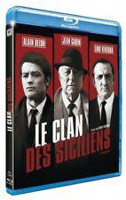 le clan des siciliens (Alain Delon, Jean Gabin) BLU-RAY NEUF SOUS BLISTER