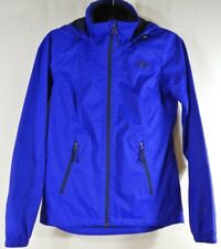 NEW The North Face Women's Resolve Rain Jacket in Blue - Size XS