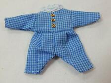 "Heidi Ott  Dollhouse Miniature 1:12 Scale Toddler  2"" clothes outfit #XZ882"