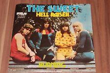 """The Sweet – Hell Raiser (1973) (Vinile 7"""") (RCA – 74-16 322)"""