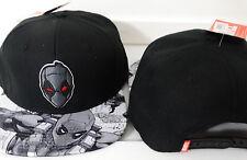 Deadpool X-Force Sublimated Bill Marvel Comics Snap Back Hat Nwt