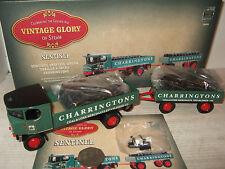 Corgi 80009 Sentinel Dropside Wagon,Trailer & Sacks for Charringtons 1:50 Scale.